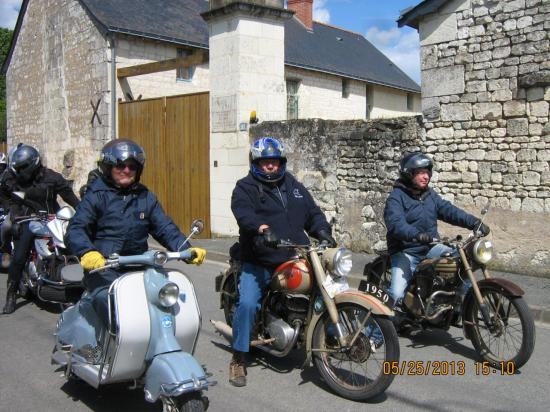 rallye motos  pour bouchon 003