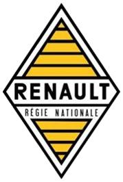 Renault logo 1946